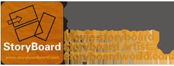 分镜世界 – 专注影视分镜 logo